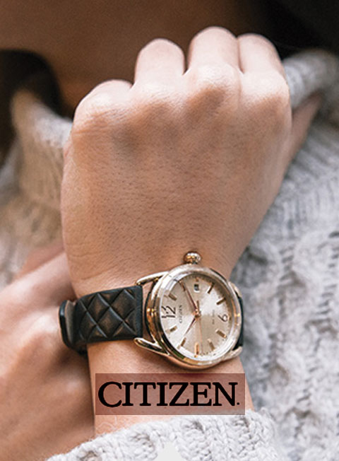 Citizen Watch Collection at Ed White Jewelers