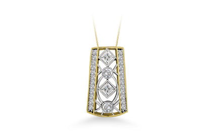 Diamond Pendant Collection at Ed White Jewelers