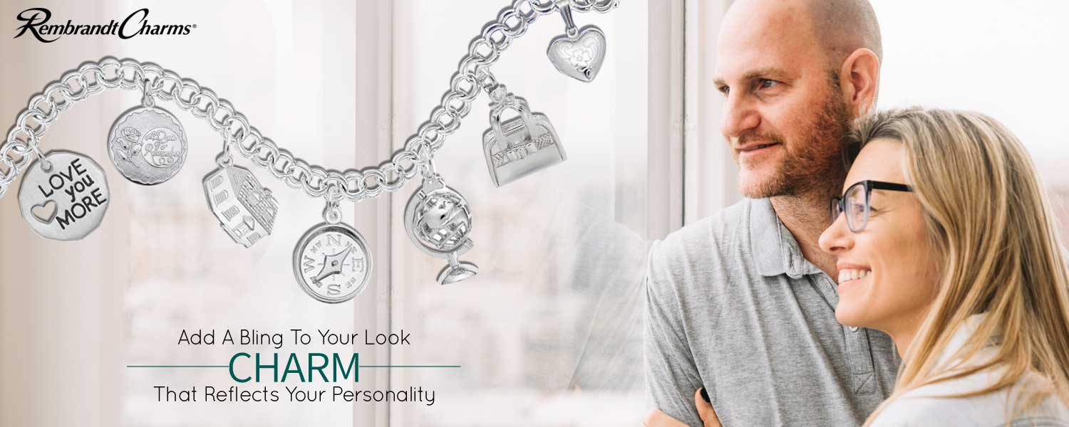 Rembrandt Charms available At Ed White Jewelers